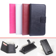 High Quality Leather Case For Lenovo A3910 Flip Cover Case With Card Slot For Lenovo A 3910 Leather Cover Case Phone Cases