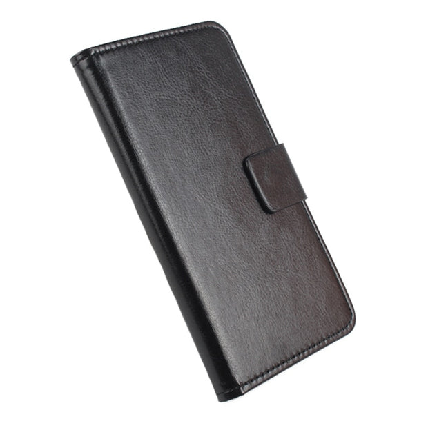 High Quality Leather Case For Lenovo Vibe C A2020 Flip Cover Case With Card Slot For Lenovo A2020 Leather Cover Case Phone Cases