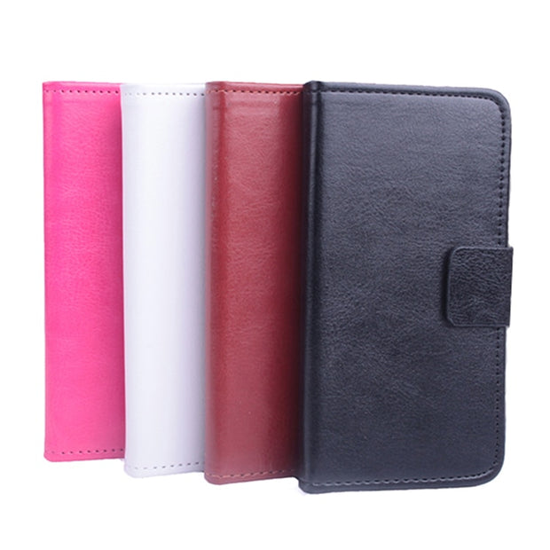 High Quality Leather Case For Lenovo Vibe S1 Flip Case With Card Slot For Lenovo Vibe S 1 Leather Cover Phone Cases Stock