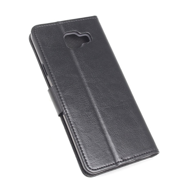 High Quality Leather Case For SAMSUNG Galaxy C7 5.7'' Flip Cover With Card Slot For SAMSUNG C7000 Cellphone Cover Phone Cases