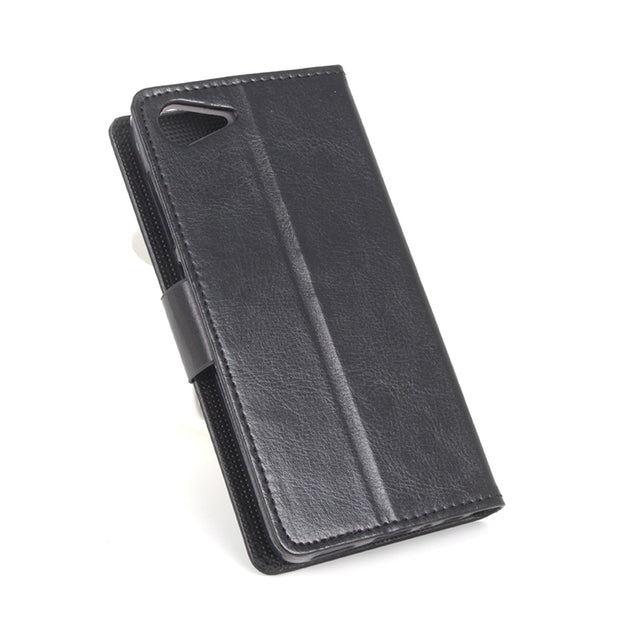 High Quality Leather Case For ZUK Z2 5.0'' Flip Cover Case With Card Slot For ZUK Z2 Pro 5.2'' Cellphone Covers Phone Cases