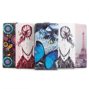 High Quality Leather Flip Cover Painted For Nokia 7 Painted Phone Cases Set For Nokia 7 With Colorful Phones Case