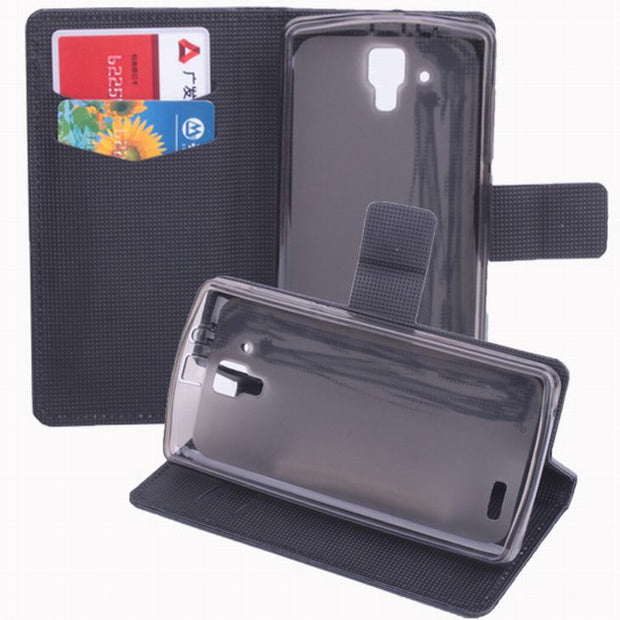 High Quality Luxury Leather Case For Lenovo A536 Flip Cover Case Housing For Lenovo A 536 Leather Cover Phone Cases
