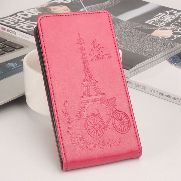 HongBaiwei Case For Oneplus 5t PU Leather Wallet Flip Covers Phone Bags Cases For One Plus 5t 1+5T Case
