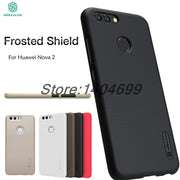 Huawei Nova 2 Case 5.0 Inch Nillkin Frosted Shield Armor Back Cover Matte Case For Nova 2