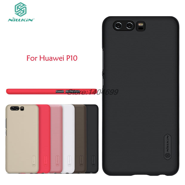 Huawei P10 Case Nillkin Frosted Shield Hard Back Cover For Huawei P10