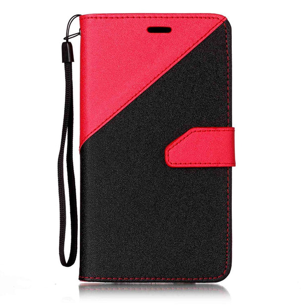 Karribeca Flip PU Leather Case For Asus Zenfone 3 ZE552KL Fundas Hoesje Wallet Cover Bag Coque Etui Kryty Puzdra Tok Husa Fodral
