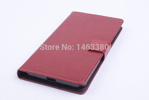 Leather Case For NOKIA Microsoft Lumia 640XL Flip Cover Case With Card Slot For Lumia640 XL Lumia640XL Leather Case Phone Cases