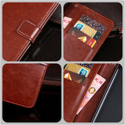 Leather Phone Case For Philips S318 Fashion Wallet Stand Book Cover Case For Philips S318 Phone Bags Case Coque 5.0 Inch