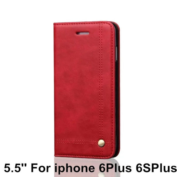 Red for 6 6s plus