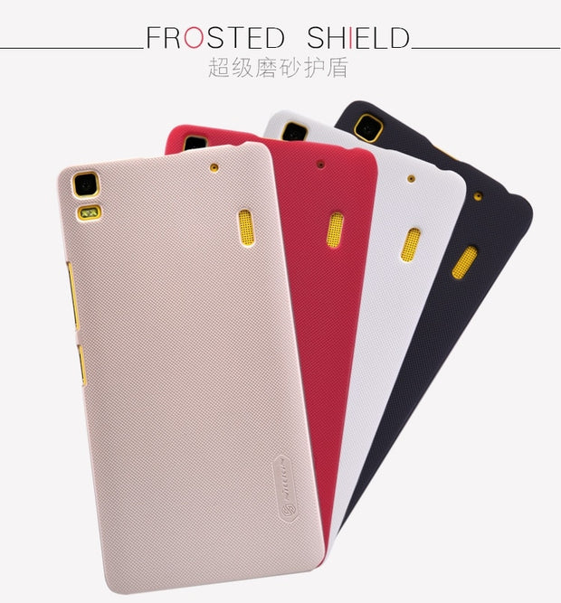 Lenovo K3 Note Case Cover Nillkin Frosted Shield Hard Armor Case For Lenovo K3 Note / A7000 / A7000 Plus Gift Screen Protector