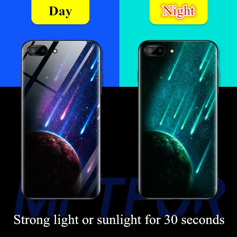 051be2b1661 Luminous Case For IPhone XS Max XR 6 6S 7 8 Plus X Phone Housing Tempe –  Northern Cases