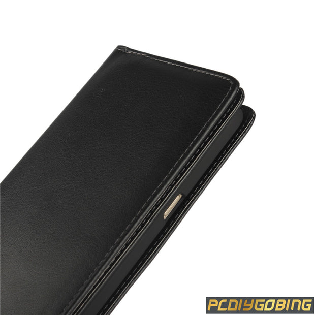 Luxury High-Capacity Wallet Stand Three Layers Flip Cover Leather Case For Samsung Galaxy S3 S4 S5 S7 Edge S6 Edge Plus Note 3 4