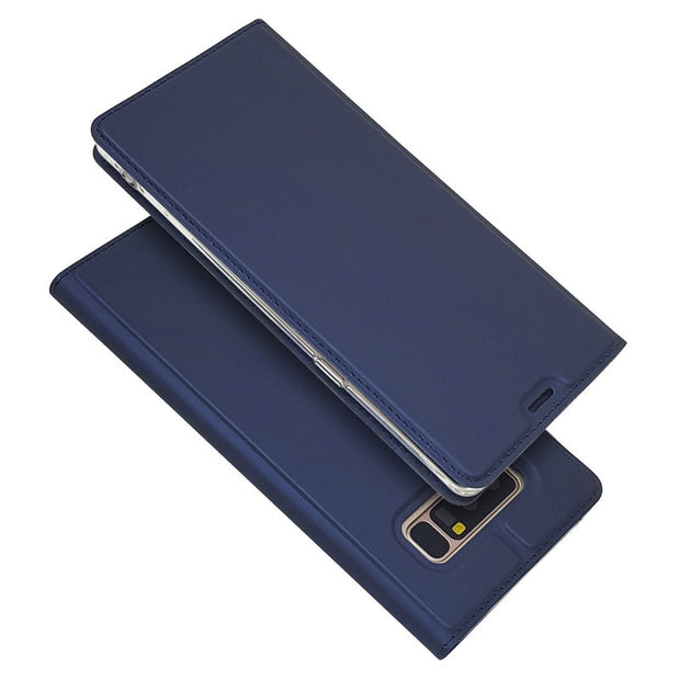 Luxury Leather Flip Case For Samsung Galaxy Note 8 Wallet Book Cover Phone Case For Galaxy Note 8 Note8 6.3 Inch Coque Hoesje