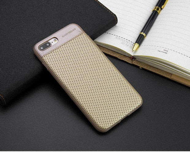 Luxury Pu Leather Cover Case For Apple IPhone 7 Case 4.7 Inch Phone Case For IPhone 7 Plus Back Cover Coque Capa Phone Case