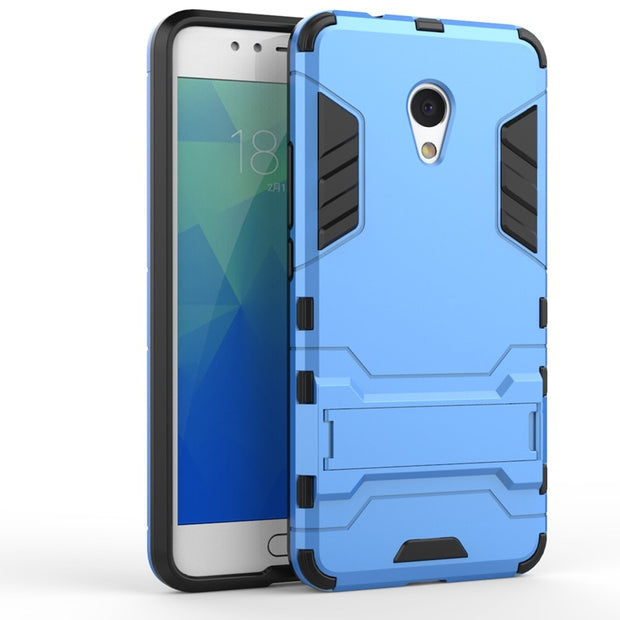 Meizu M5S Case Meizu M5S (Meilan 5S) Cover Shockproof Robot PC+TPU Hybrid Rugged Hard AIPUWEI Back Phone Cover For Meilan 5S Bag
