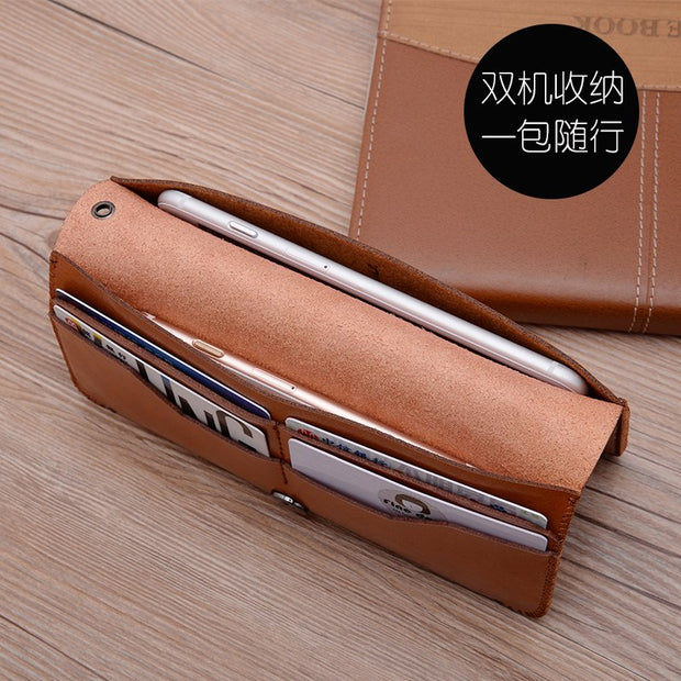 Microfiber Leather Sleeve Pouch Bag Phone Case Cover Wallet Flip For Huawei Mate SE / Nova 3e P20 Lite / Honor 7A 7C / Y9 2018