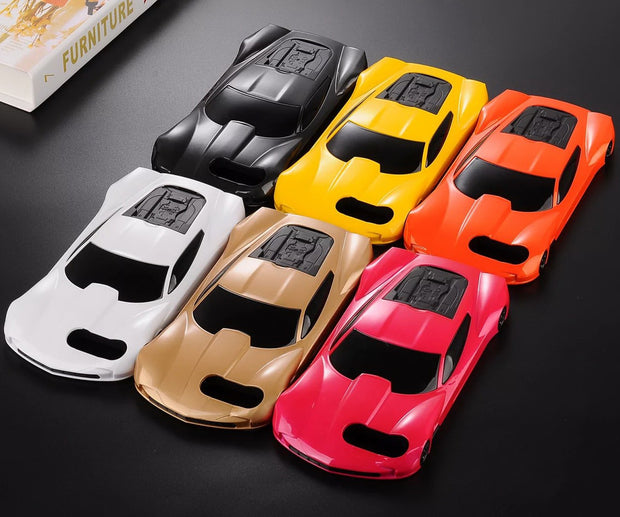 Mooshion Fashion Cool Sports Car Phone Holder Case For Iphone 7 6 6S 6Plus Se 5s Cell Phone Case Hard Car-styling Car Covers