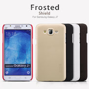 NILLKIN Frosted Shield Phone Armor Hard Case For Samsung Galaxy J7 / J700 Case Back Cover