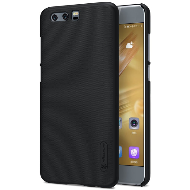 NILLKIN Case For Huawei Honor 9 5.15 Inch Super Frosted Shield Back Cover With Free Screen Protector And Retail Package