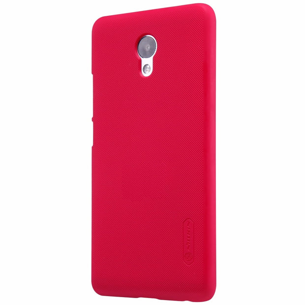NILLKIN Case For Meizu M5 5.5 Inch Super Frosted Shield Back Cover With Free Screen Protector And Retail Package