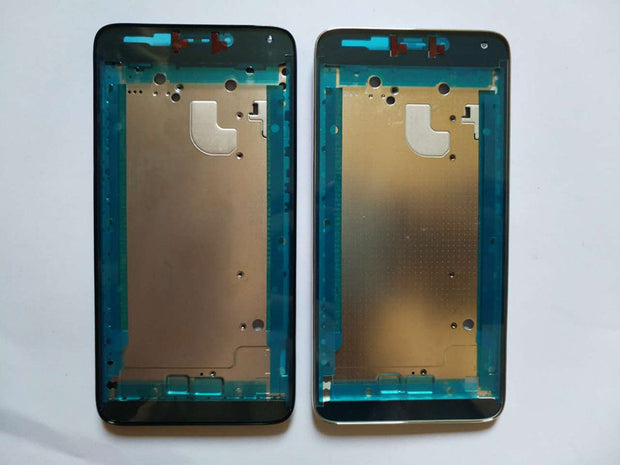 New Front Frame Housing Case LCD Screen Frame For Huawei Ascend G630 With 3M Adhesive