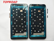 New Front Frame Housing Case LCD Screen Frame For Lenovo K10a40 C2 With 3M Adhesive With Power Volume Buttons