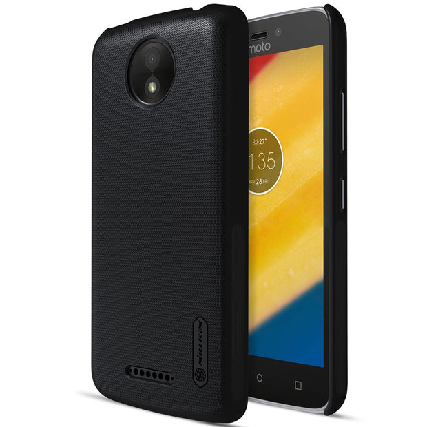"Nillkin For Motorola MOTO C Plus Case Cover Frosted Shield Hard Back Case For MOTO C Plus 5.0"" Phone"