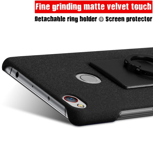 Nubia Z11 Case Original Imak Candy Cowboy Matte Case For ZTE Z11 Back Cover For Nubia Z11 Phone Cases With Kickstand