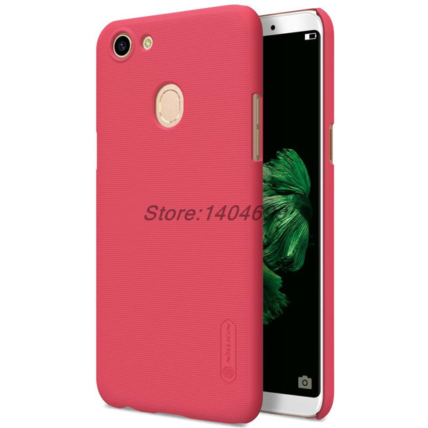 OPPO F5 Case OPPO F5 Matte Cover Nillkin Frosted Shield Hard Back Case For OPPO F5