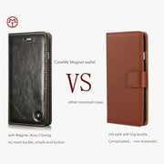 Original CaseMe Brand Case 6 Inch For Coque Sony Xperia XZ3 Magnet Flip Leather Mobile Phone Case Cover Accessory Case JS0825