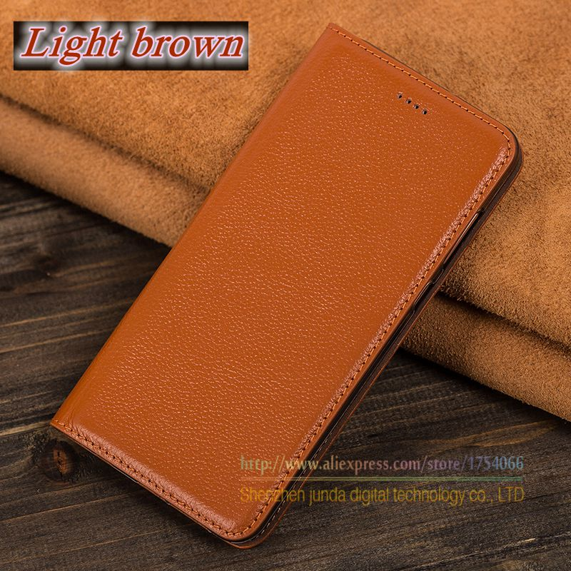 Original PHOPEER Brand Case For LG G6 H870 H873 H870DS Luxury Genuine  Leather Mobile Phone Stand Filp Cover Case For LG G6