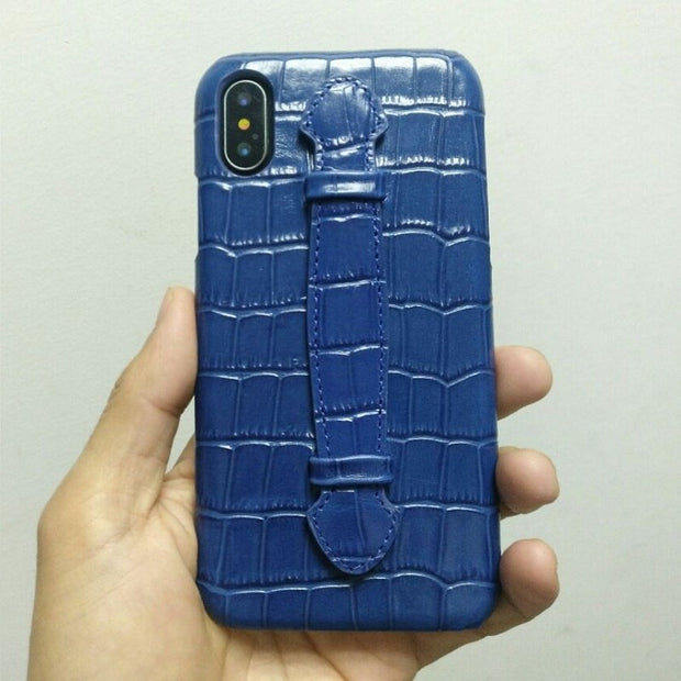 Sky blue iphone case