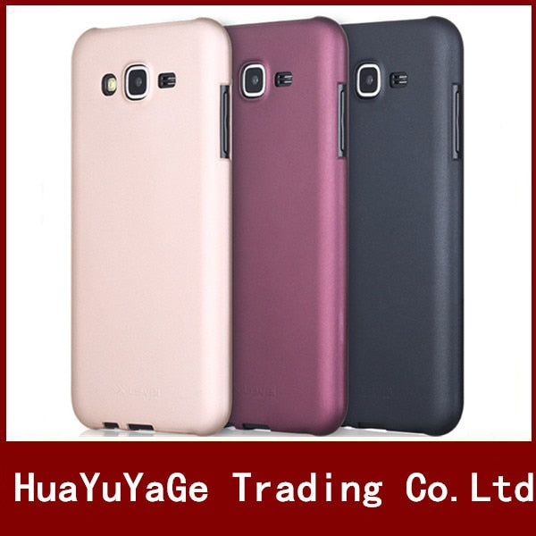 Phone Cases X-Level Luxury Silky TPU Matte Ultra Thin Back Case Anti-drop For Samsung Galaxy A5 2018/A8 2018/J5 Prime/A6 2018