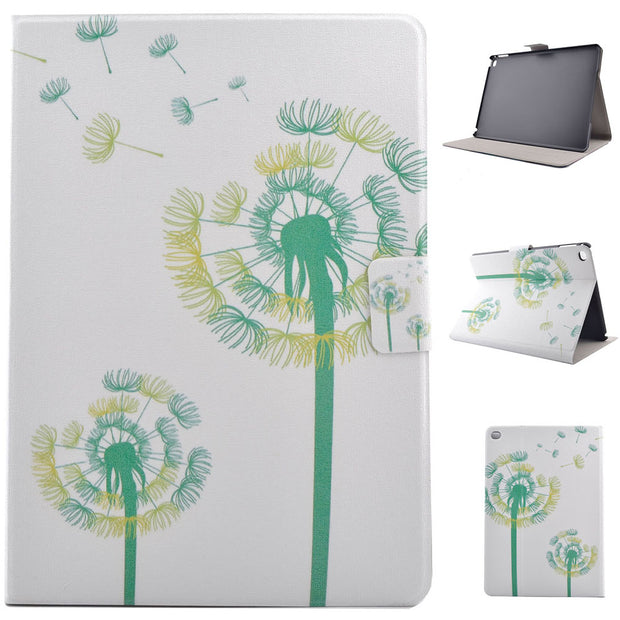 Protective Case Magnetic Flip Cover With Auto Sleep Function For Apple I Pad 5