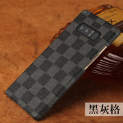 RL07 Business Style PU Leather Half Wrapped Cover Case For