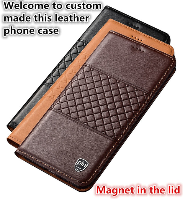 san francisco 6cba4 70cfe RL09 Genuine Leather Flip Case With Card Holder For HTC U Ultra(5.7') Phone  Bag For HTC U Ultra Flip Phone Case