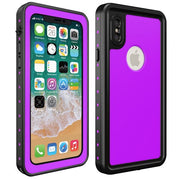 RedPepper Case For Iphone X Cover PC + TPU Dirtproof Touch ID