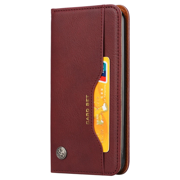 Retro Flip Wallet PU Leather Phone Cases For LG K8 2018 K10 2018 Holder Stand Card Slots Case For LG K8 K10 2018 EU Version Case