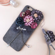 Romatlink Simulated Floral Multiple Colors Available Phone Cases For IPhoneX XS XR XS Max Protective Cover