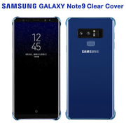 SAMSUNG Original Transparent Protective Shell For Samsung Note9 NOTE 9 Ultra Slim Back Protective Case Stealth TPU Phone Cover