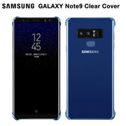 Samsung Official Mobile Phone Cover For Samsung Note 9 Note9 Transparent Protective Shell Ultra Slim Back Protective Case
