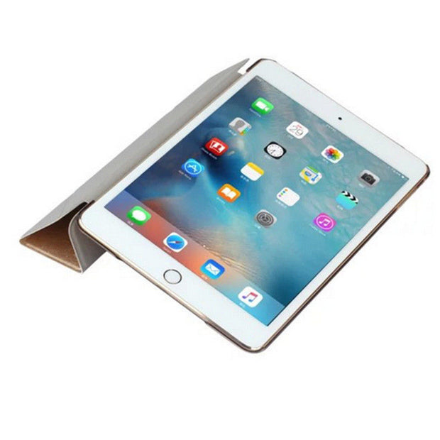 Smart Stand Cover Hard Case For Apple I Pad Mini/i Pad Pro/i Pad 2 3 4/i Pad Air UM