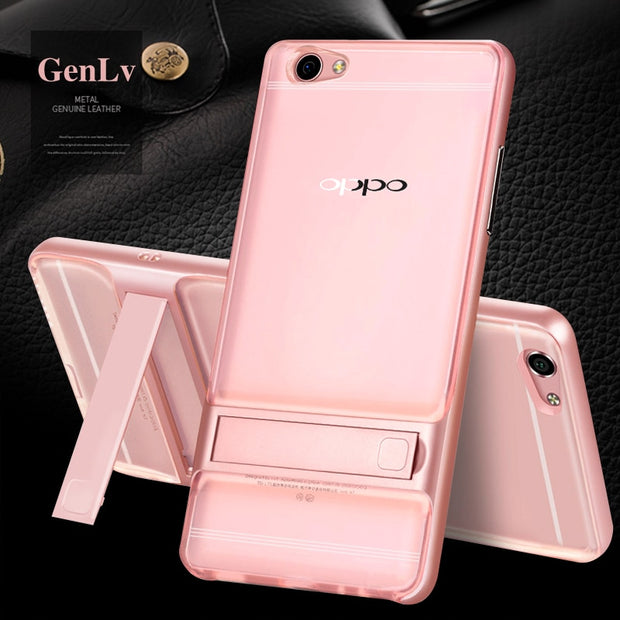 "Swtengyue Phone Case For OPPO R9s 5.5, PC +TPU Ultra-thin Luxury Back Cover For OPPO R9s Plus 6.0"" Anti Knock Phone Shell"