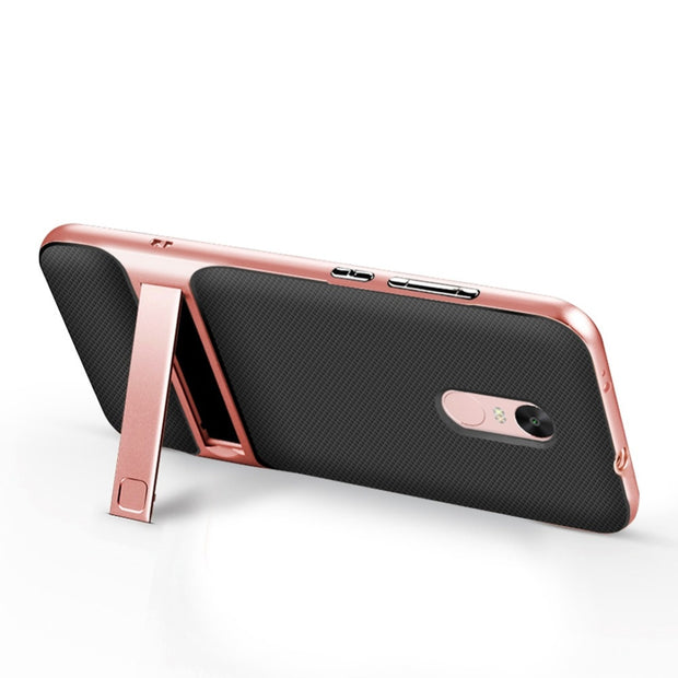 Swtengyue Phone Case Note 4X, PC +TPU Ultra-thin Luxury Back Cover For Xiaomi Redmi Note 4X Antiknock Phone Shell