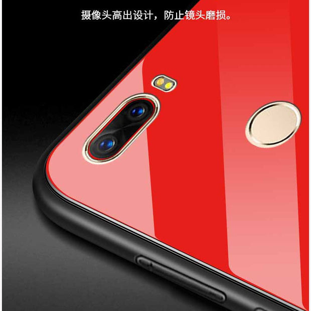 Tempered Glass Case For ZTE Nubia Z17 Lite Cover Shell
