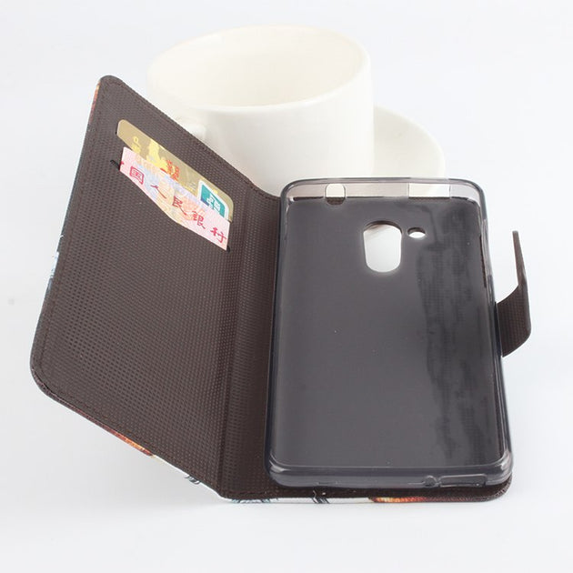 info for 80e77 c5a00 Tiger Painted For Acer Liquid Z500 Case Luxury Leather Transverse Flip  Covers For Acer Z500 Phone Shell Z500 Cover In Stock