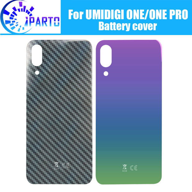 UMIDIGI ONE Battery Cover Replacement 100% Original New Durable Back Case  Mobile Phone Accessory For UMIDIGI ONE PRO