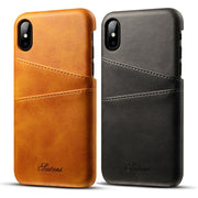 UVR Phone Case For Iphone X 6 6plus 7 7plus Luxury PU+leather Mobile Phone Shell For Galaxy S8 S8+ Huawei P10 Mate 9 Back Cover