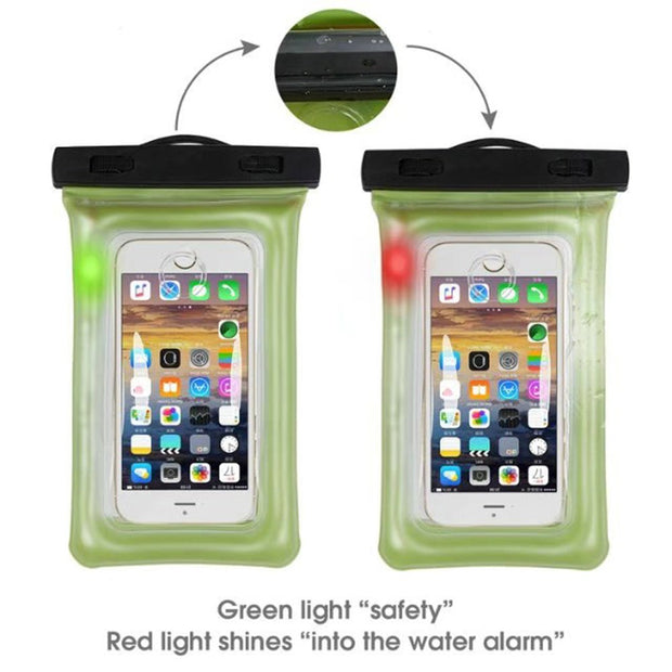 Universal Float Waterproof Bags Case For IPhone 8 7 6 6S Plus 5 5S SE For Xiaomi Redmi Note 4X Pro 3 Mi6 Mi5 Mi5S Plus Mi5C Case